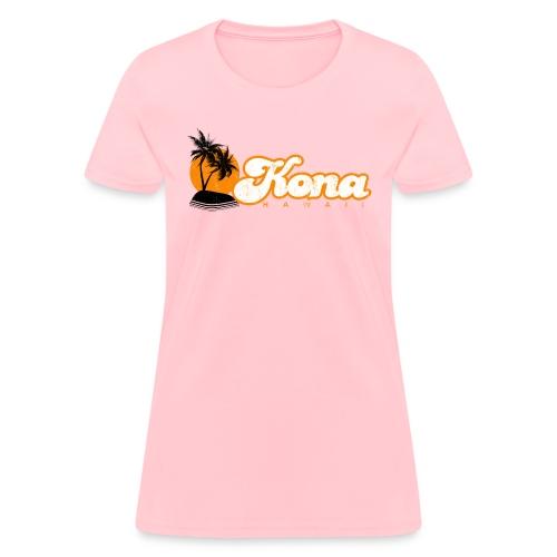 Kona Hawaii - Women's T-Shirt