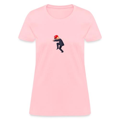 Lets dance with Trump! - Women's T-Shirt
