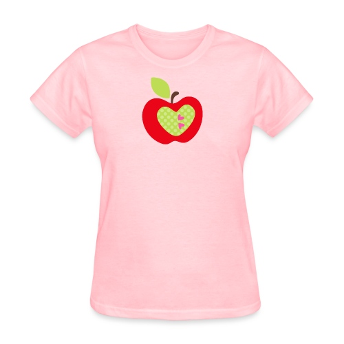 appleofmyeye 01 png - Women's T-Shirt