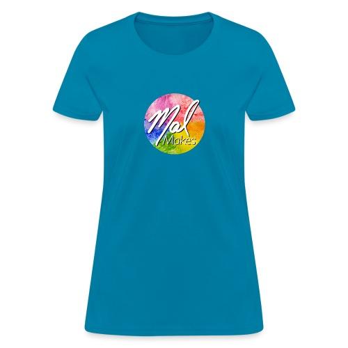 malmakes_circleshirt - Women's T-Shirt