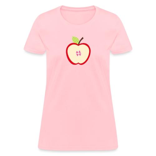 appleofmyeye 11 png - Women's T-Shirt