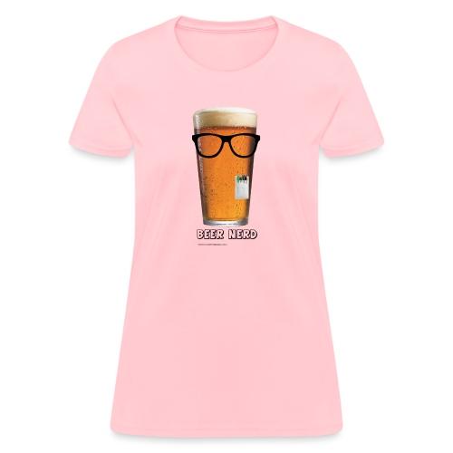 Beer Nerd Men's 3XL/4XL Hooded Sweatshirt - Women's T-Shirt
