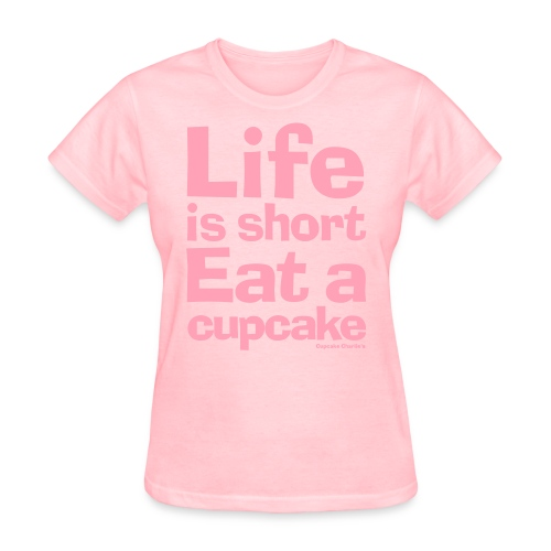 Life is Short VECTOR - Women's T-Shirt