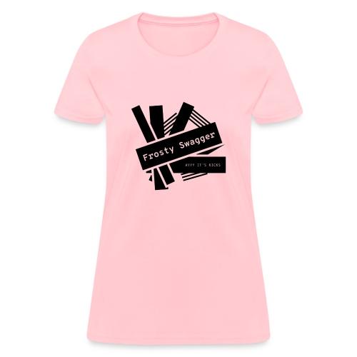 Frosty Swagger Pty Ltd - Women's T-Shirt