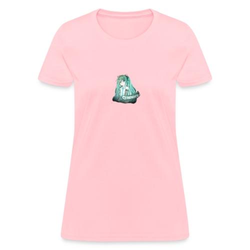 Summrrz Logo Transparent - Women's T-Shirt
