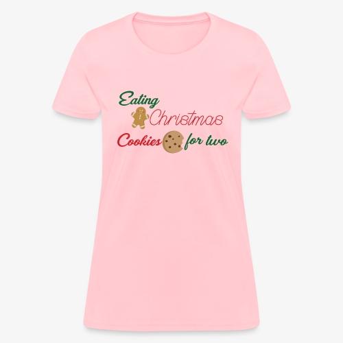 Christmas Cookies - Women's T-Shirt