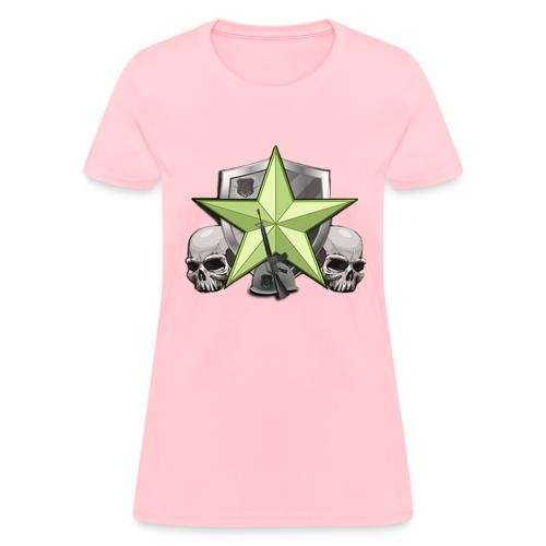 [HBS] SHIRT BADGE XL - Women's T-Shirt
