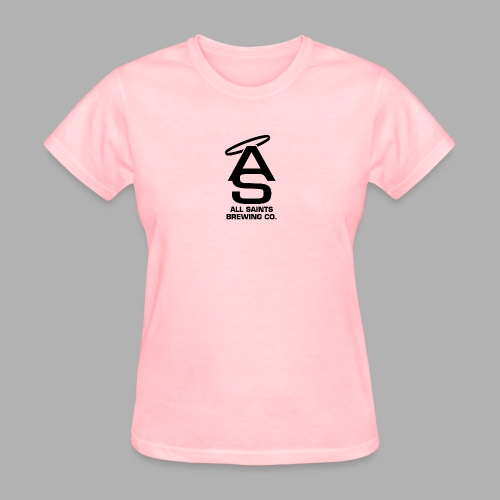 AS Logo Black - Women's T-Shirt