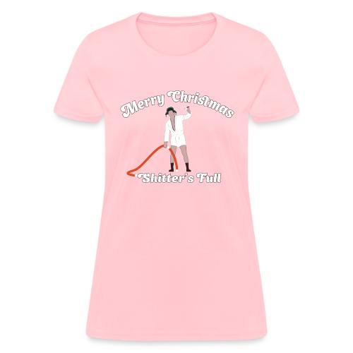 Cousin Eddie - Shitter's Full! - Women's T-Shirt