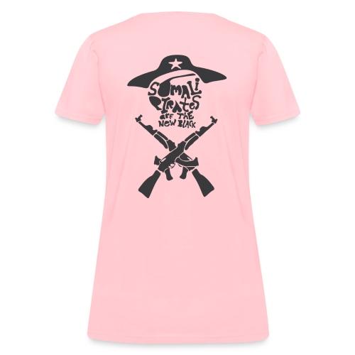 somalipiratetee - Women's T-Shirt