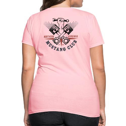 Crazy Pistons logo t-shirt - Women's T-Shirt