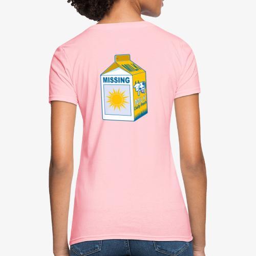 Missing Sun - Women's T-Shirt