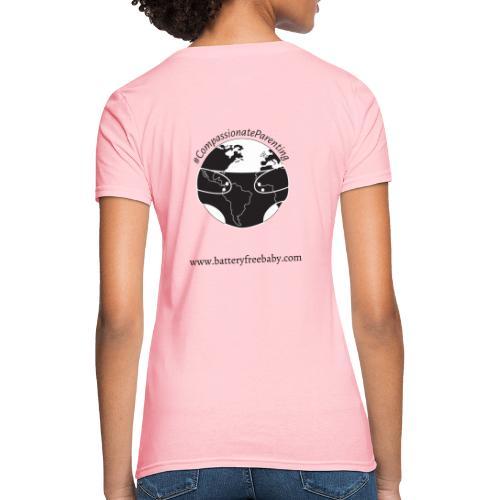 earth diaper 1 - Women's T-Shirt
