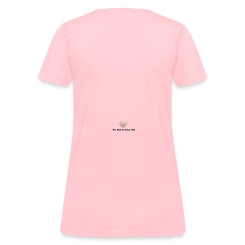 gogetitLOGO1 - Women's T-Shirt