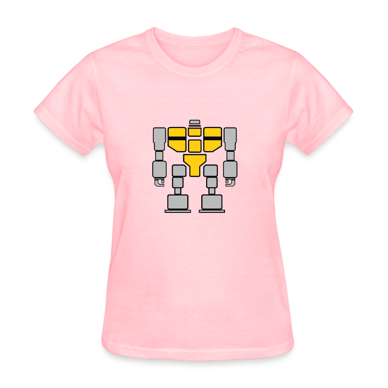 benye_Damage Doll_final-0 - Women's T-Shirt