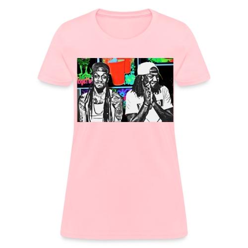 Optical Illusion - Women's T-Shirt
