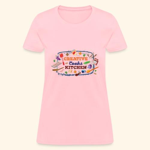 Creative Cooks Kitchen - Women's T-Shirt