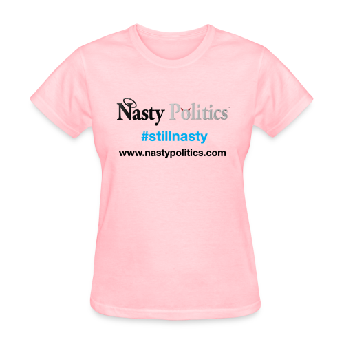 np hashtag website - Women's T-Shirt