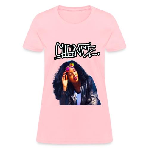 Chance Portrait - LIMITED EDITION - JMMS RECORDS - Women's T-Shirt
