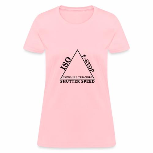 Exposure - Women's T-Shirt