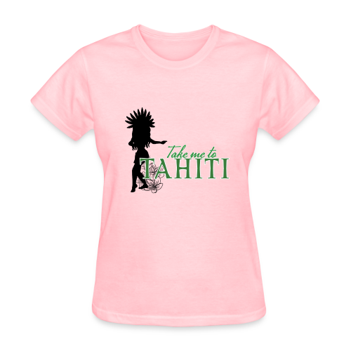 Take me to Tahiti - Women's T-Shirt
