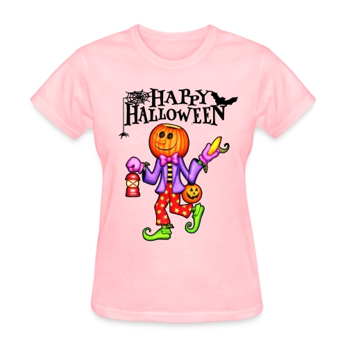 Halloween shirt - Pumpkin shirt - Women's T-Shirt