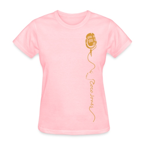 CocoJones Mic Tshirt - Women's T-Shirt