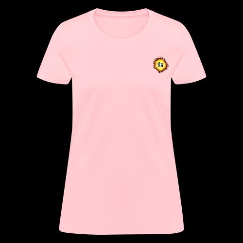 New Sarcoth Logo Top-Left - Women's T-Shirt