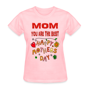 happy mother's day best gift - Women's T-Shirt
