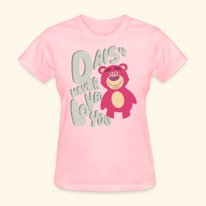 Daisy never loved you - Women's T-Shirt