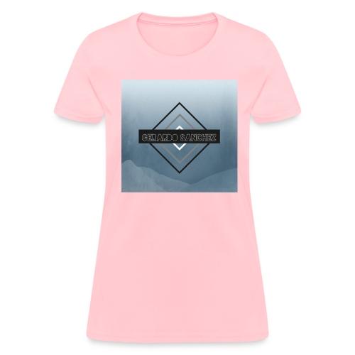 Rhombus Design - Women's T-Shirt