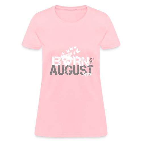 AUGUST1977 - Women's T-Shirt