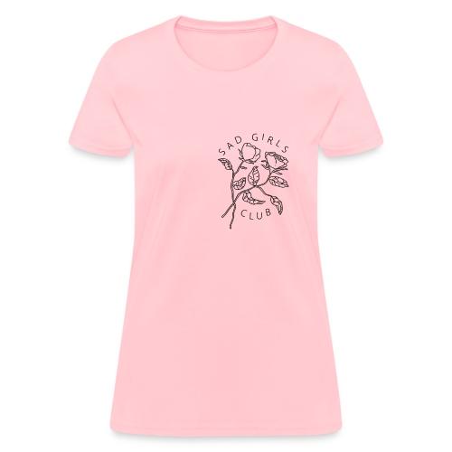 Sad Girls Club - Women's T-Shirt