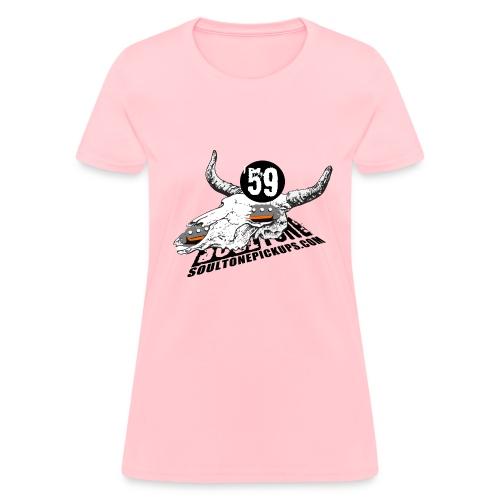 59 Texas Blues - Women's T-Shirt