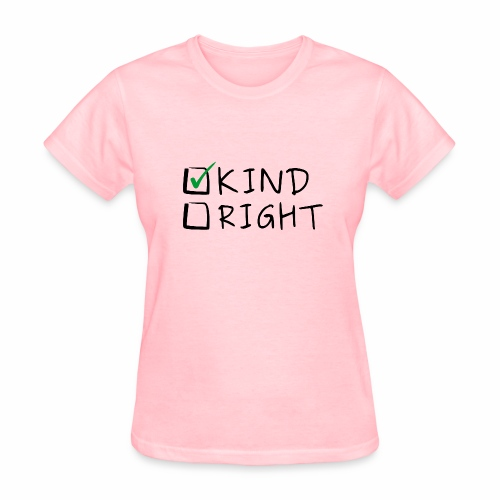 Choose Kind Anti-Bullying - Women's T-Shirt