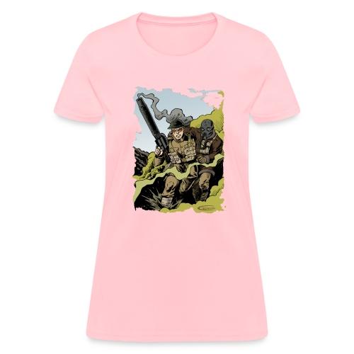 No Man's Land - Women's T-Shirt