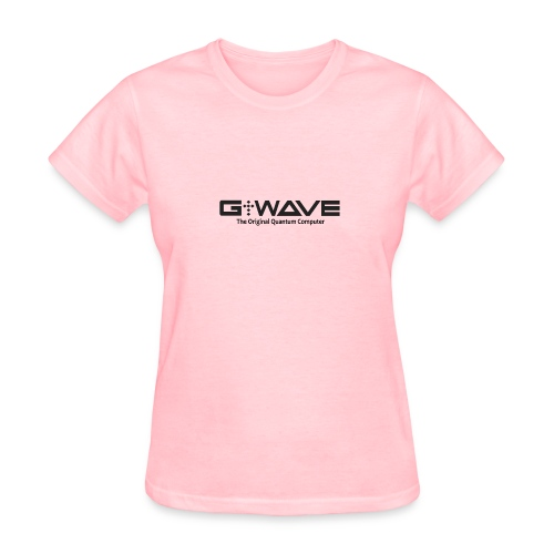 G-WAVE - The Original Quantum Computer - Women's T-Shirt