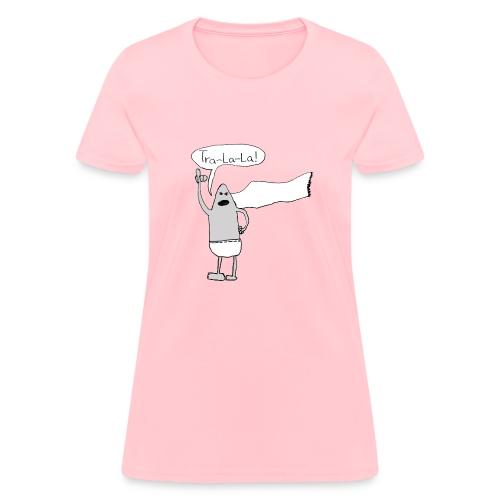 Captain Underpants - Women's T-Shirt