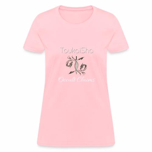 ToukaiSha Logo - White - Women's T-Shirt