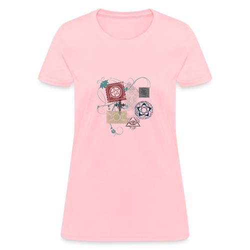 Wicca Stamp - Women's T-Shirt