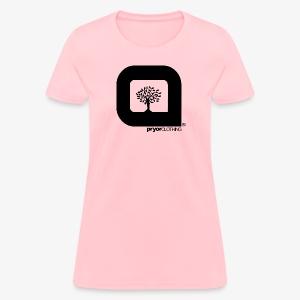 The Pryor Clothing FamTree Logo - Women's T-Shirt