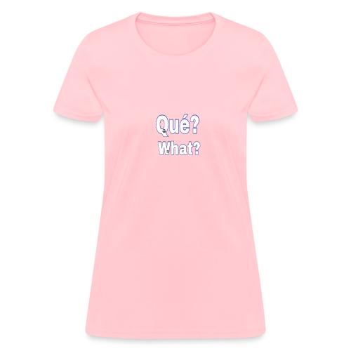 1B4C2355 D508 4AA5 9526 31908BF72611 - Women's T-Shirt