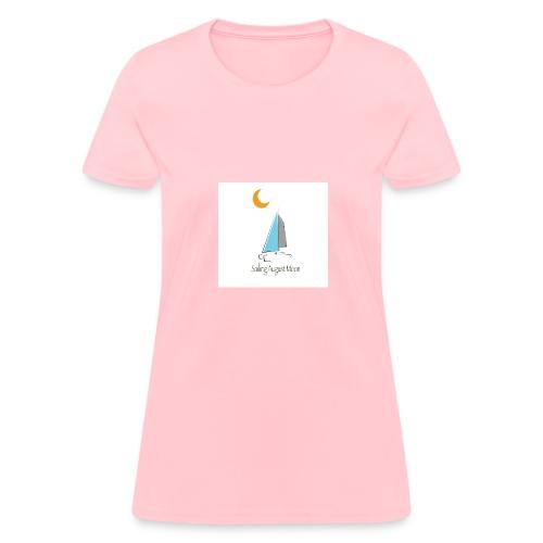 August Moon/Moon - Women's T-Shirt