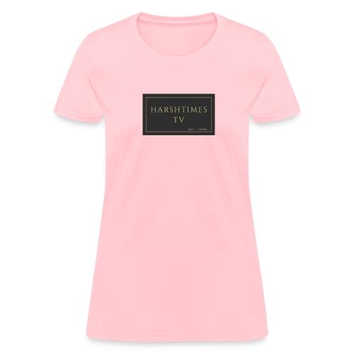 HarshTimes TV. - Women's T-Shirt
