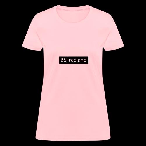 BSFreeland BOGO - Women's T-Shirt