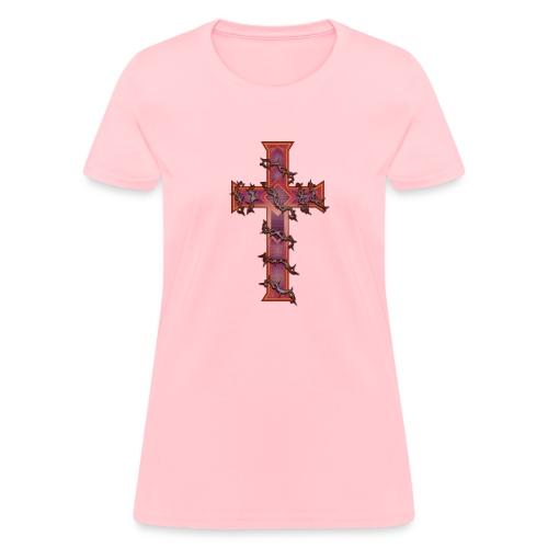 Cross - Thorns - Women's T-Shirt
