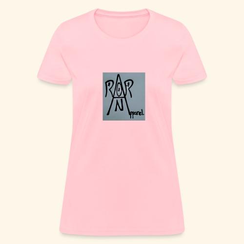 racks on racks apparel - Women's T-Shirt