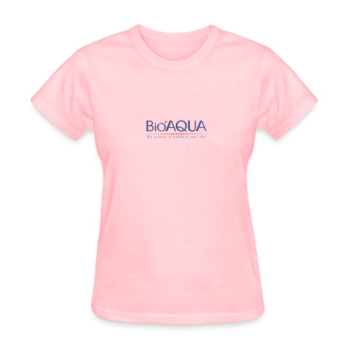 bioaqua no.1 logo - Women's T-Shirt