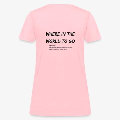 @ourhandles - Women's T-Shirt