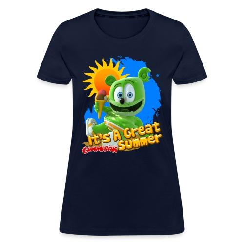 It's A Great Summer - Women's T-Shirt